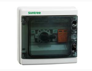 Combiner Box Suntree Energia Amp Movilidad